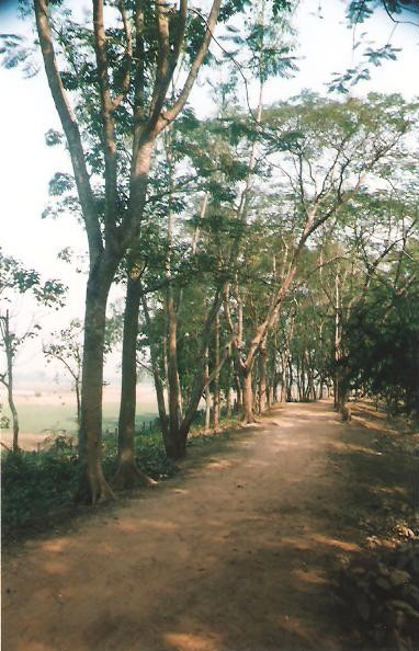chandraketugarh